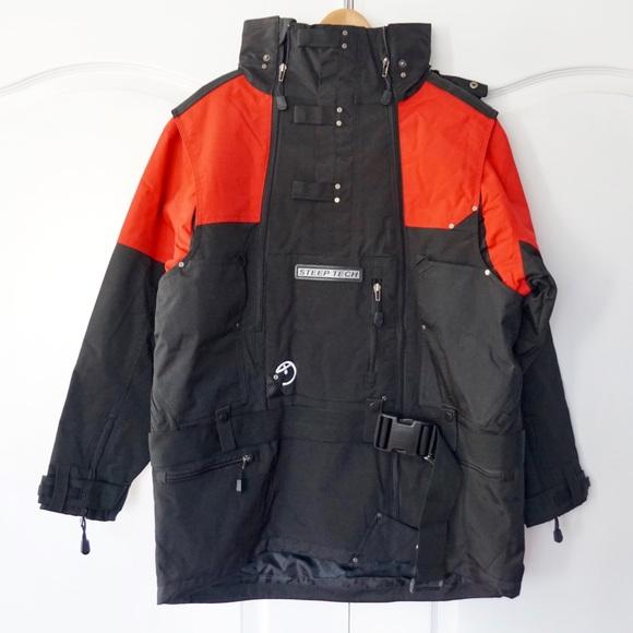 38055ca00 Vintage North Face Steep Tech Ski Jacket Coat M